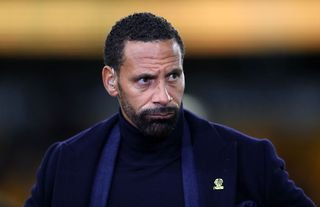 Rio Ferdinand was very confident that England would beat Scotland