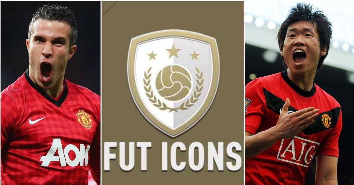 9 new ICONs for FIFA 22 have probably been revealed, together with RVP & Park Ji-sung