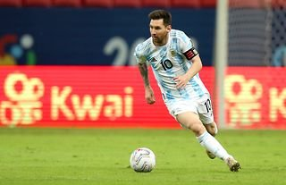 Lionel Messi could nutmeg a mermaid!