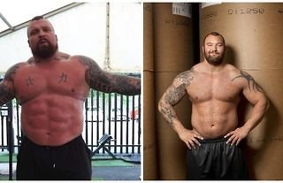 Eddie Hall will meet Hafthor Bjornsson in the boxing ring in September 2021.