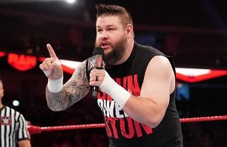 Kevin Owens is going to be off WWE TV for a while