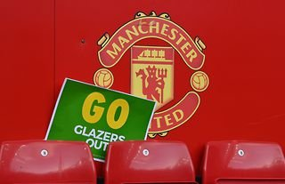 Manchester United emblem amid news they could sign Raphael Varane for just £40m
