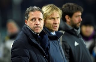 Tottenham's new director Fabio Paratici who formerly worked at Juventus