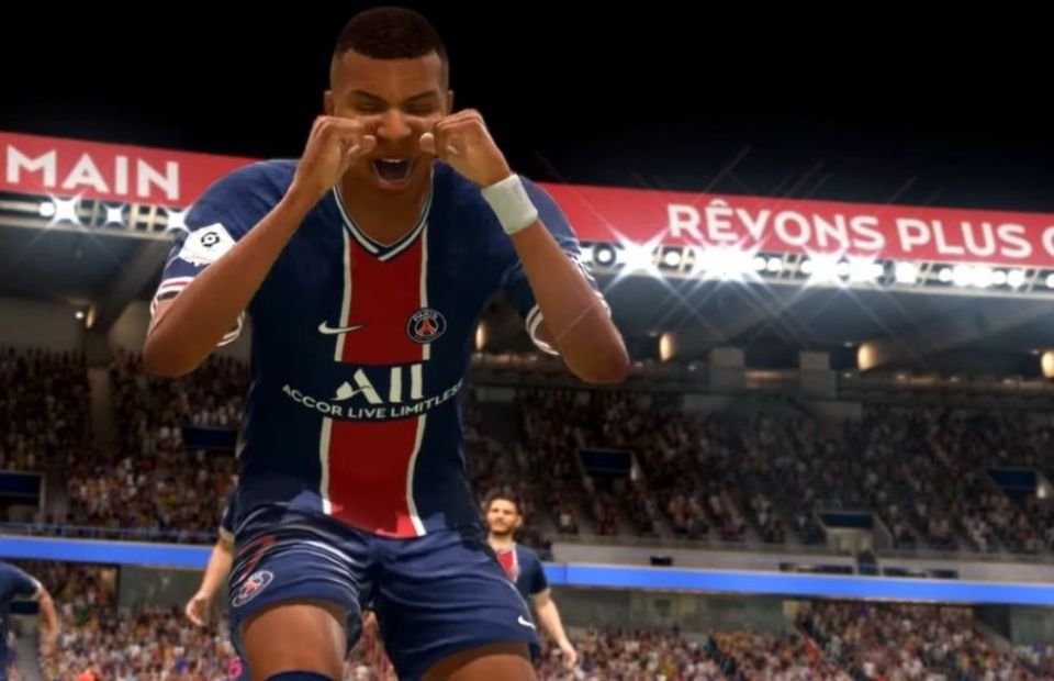 FIFA 22 Beta: Leaked pictures present Kylian Mbappe in first look