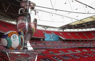 Wembley Stadium will host the final of Euro 2020.