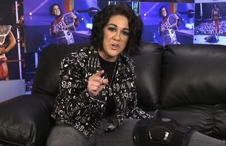 Bayley is believed to have torn her ACL