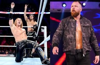 Heath Slater wanted Jon Moxley in 3MB