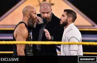 Johnny Gargano wants to properly end his feud with Tommaso Ciampa