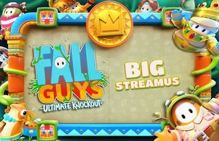 Fall Guys Big Streamus will be taking place on Monday 19th July 2021.