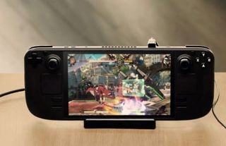 Steam Deck vs Switch OLED