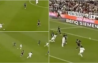 Footage re-emerges of one-touch Real Madrid team goal that's so stunning it's gone viral