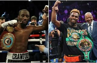 Terence Crawford Jermell Charlo