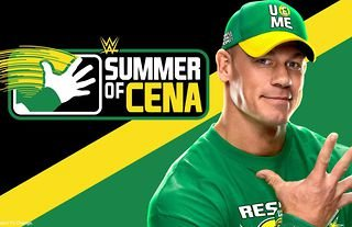 WWE has announced the Summer of Cena
