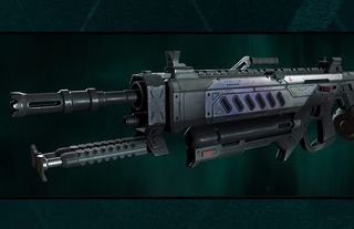 The Rampage LMG is the latest weapon added to Apex Legends.
