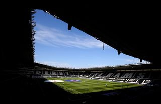 Derby County closing in on sealing fresh terms with 6ft 2in ace