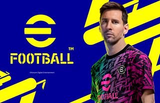 eFootball will be Konami's flagship football game to take the place of Pro Evolution Soccer.