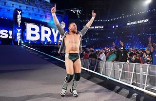 There has been no talk from within WWE about Daniel Bryan returning