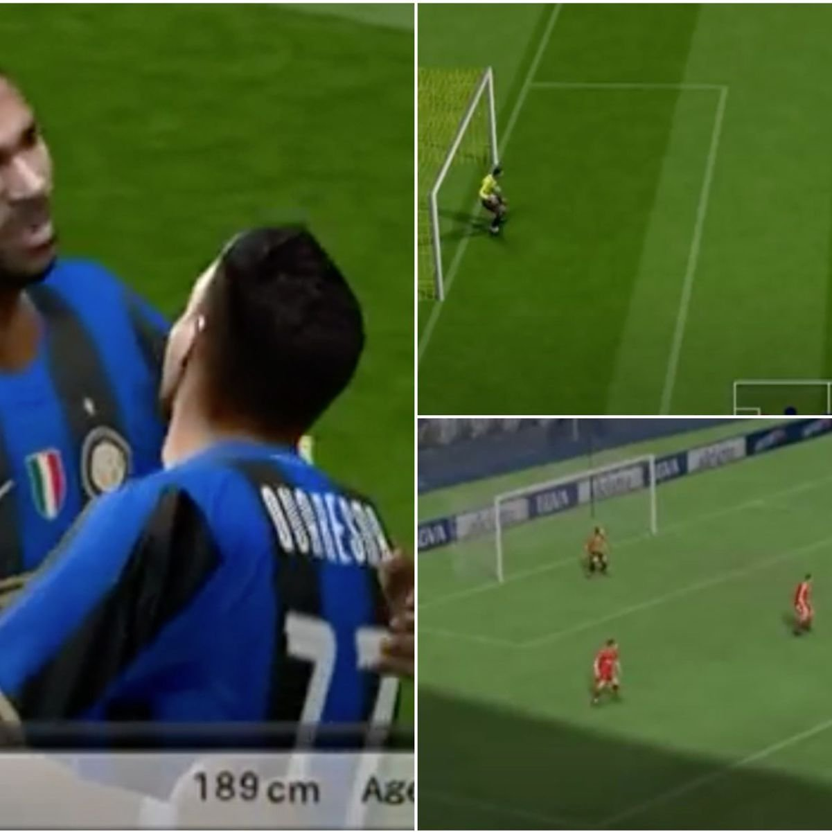 Pro Evolution Soccer Adriano S Incredible Shot Power Remembered Givemesport