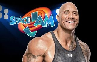 The Great One may be cast in another Space Jam sequel