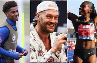 Fury, Rashford, Kane: The top 30 most-liked sportspeople in the UK have been named
