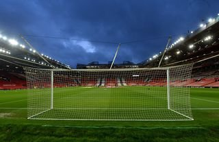 Man United's home ground, Old Trafford