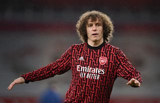 David Luiz is currently a free agent