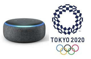 Amazon's Alexa will let you know about Olympic Games updates.