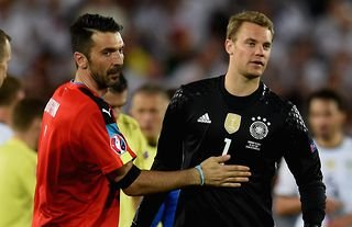 Gianluigi Buffon & Manuel Neuer are two of the greatest goalkeepers in history