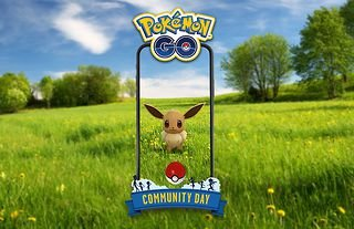 Eevee will be the featured Pokémon during August's Pokémon GO Community Day.