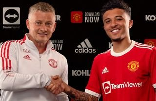Man United have announced the signing of Jadon Sancho