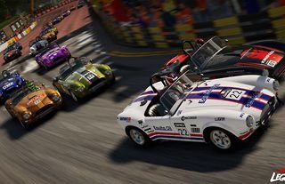 Grid Legends is expected to be released in 2022.
