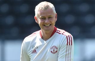 Ole Gunnar Solskjaer has signed a new contract at Man United