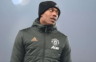 Anthony Martial is set to leave Man United