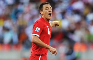 England beat Slovenia 1-0 at the 2010 World Cup
