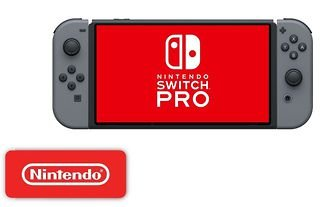 The Nintendo Switch Pro is not expected to be released until 2022. (Credit: Aero)