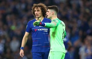 Kepa refused to come off vs Manchester City in 2019
