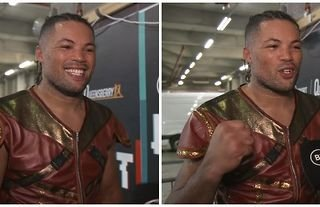 Heavyweight boxer Joe Joyce is now the mandatory challenger for the WBO title that Anthony Joshua currently holds.