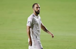 David Beckham will want A LOT more from Gonzalo Higuain...