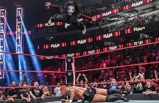 Jeff Hardy vs. Karrion Kross reportedly won't be taking place on Raw tonight