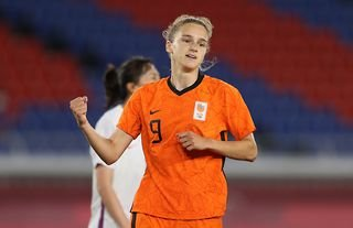 Vivianne Miedema for The Netherlands