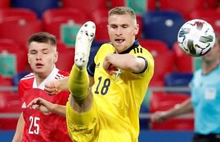 Celtic signing Carl Starfelt could be involved in Hoops training this week