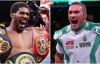 Tony Bellew believes Oleksandr Usyk will pose problems for Anthony Joshua