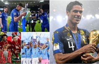 Raphael Varane is set to sign for Manchester United
