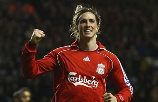 Fernando Torres joined Liverpool from Atletico Madrid in 2007