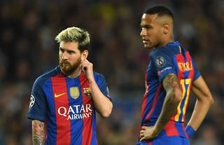 Lionel Messi & Neymar are both known for their ability to assist goals
