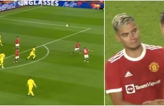 What a goal by Andreas Pereira!