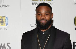 Mixed martial artist Tyron Woodley attends the 11th annual Fighters Only World MMA Awards at Palms Casino Resort on July 3, 2019 in Las Vegas, Nevada. (Photo by Ethan Miller/Getty Images)