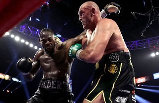 Tyson Fury and Deontay Wilder are set to collide on October 9th