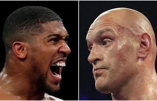 Anthony Joshua vows to 'smoke' bitter rival Tyson Fury if they meet in the ring