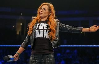 Becky Lynch is not slated to return to WWE anytime soon